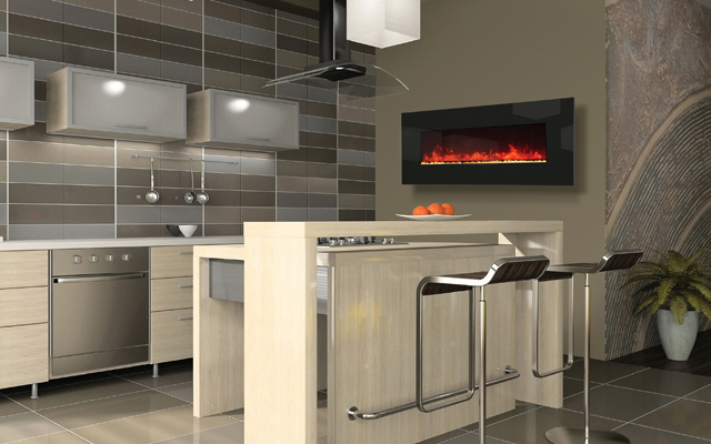 WM-50 electric fireplaces