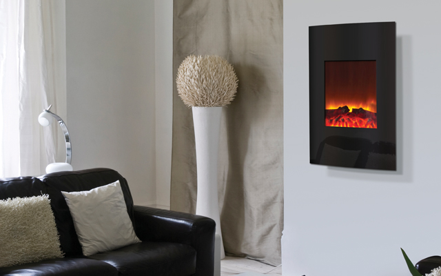 Wall Mount 2134 electric fireplace