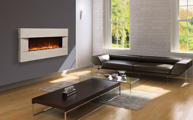 Elecltric Fireplaces - Artisan Builti In