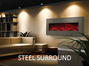 Design Series Electric Fireplaces