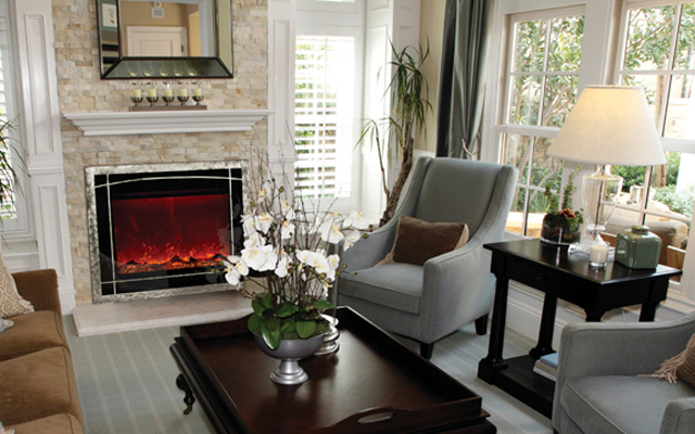 electric fireplaces - Electric Fireplaces Clearance